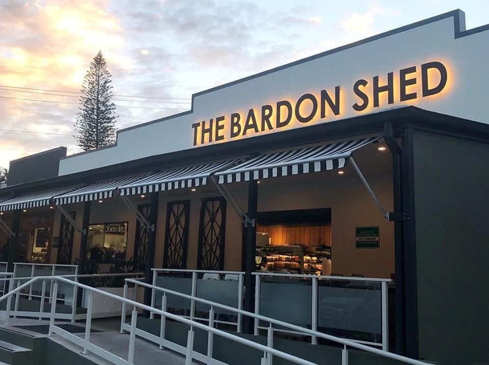 The Bardon Shed