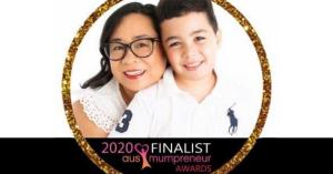 Sarah Yip, Finalist 2020 Ausmumpreneur